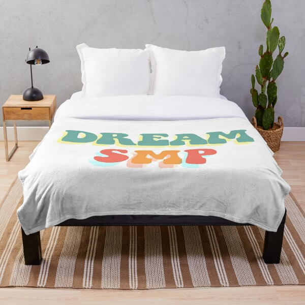 Dream SMP Classic Retro Throw Blanket RB1106 product Offical Dream SMP Merch