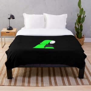 Dream smp smile minecraft 7 million smile dream smile minecraft  Throw Blanket RB1106 product Offical Dream SMP Merch