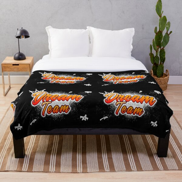 Copy of Dream smp Throw Blanket RB1106 product Offical Dream SMP Merch