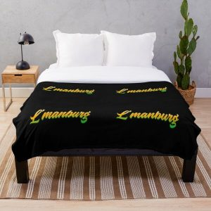 Dream Smp L'manburg Throw Blanket RB1106 product Offical Dream SMP Merch