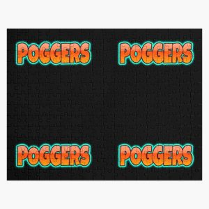 POGGERS Dream smp Jigsaw Puzzle RB1106 product Offical Dream SMP Merch