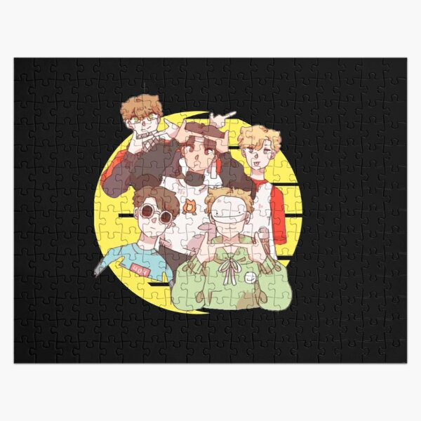 Dream Smp Funny  Jigsaw Puzzle RB1106 product Offical Dream SMP Merch