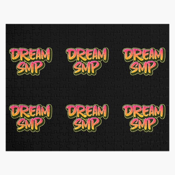 Copy of DREAM SMP  Jigsaw Puzzle RB1106 product Offical Dream SMP Merch