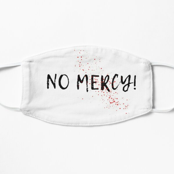 """Dream Team SMP - """"No Mercy"""" Flat Mask RB1106 product Offical Dream SMP Merch"""